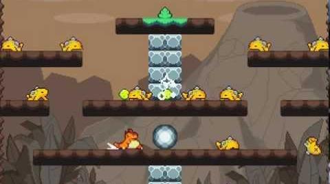 Dino Quake Level 14
