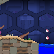Slime laboratory previewing