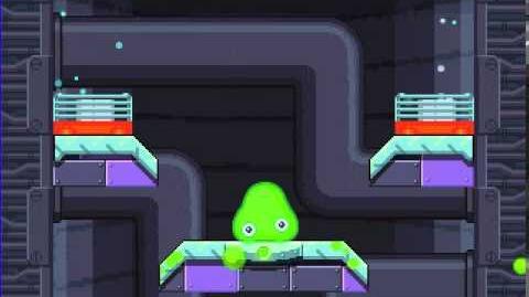Slime Laboratory 2 level 8