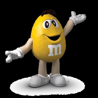 Yellow M M Never Ending Story Wiki Fandom