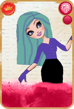 Coraline Hatter Card