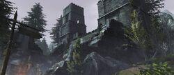 NW Blackdagger Ruins Loading