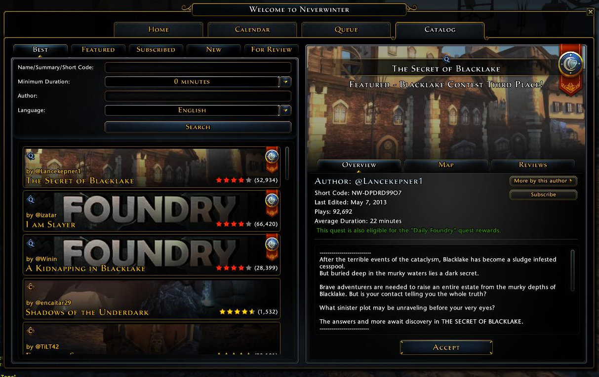 The Foundry | Neverwinter Wiki | FANDOM powered by Wikia