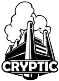 Cryptic studios logo large
