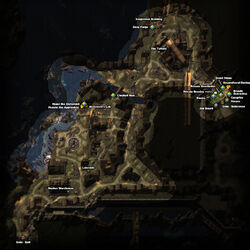 Map Blacklake District