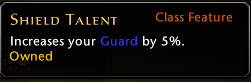 Shield Talent