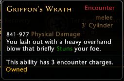 Griffons Wrath