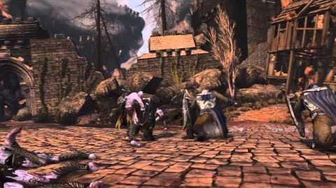Neverwinter - Chasm Zone Lore Trailer