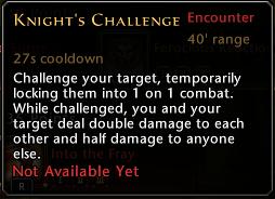 Knights Challenge