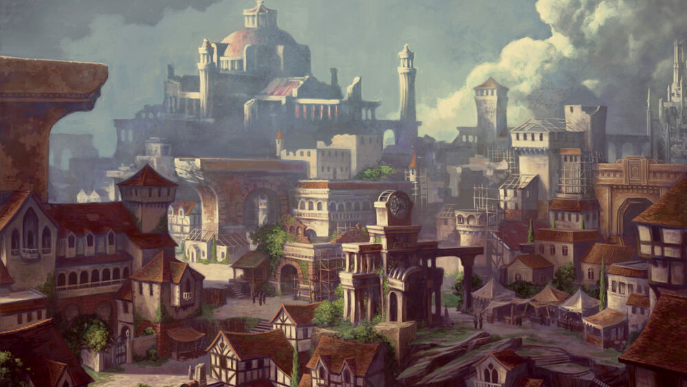 Neverwinter city