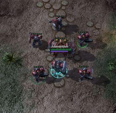 Marine Screenshot