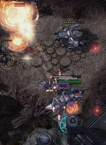 Omega Screenshot