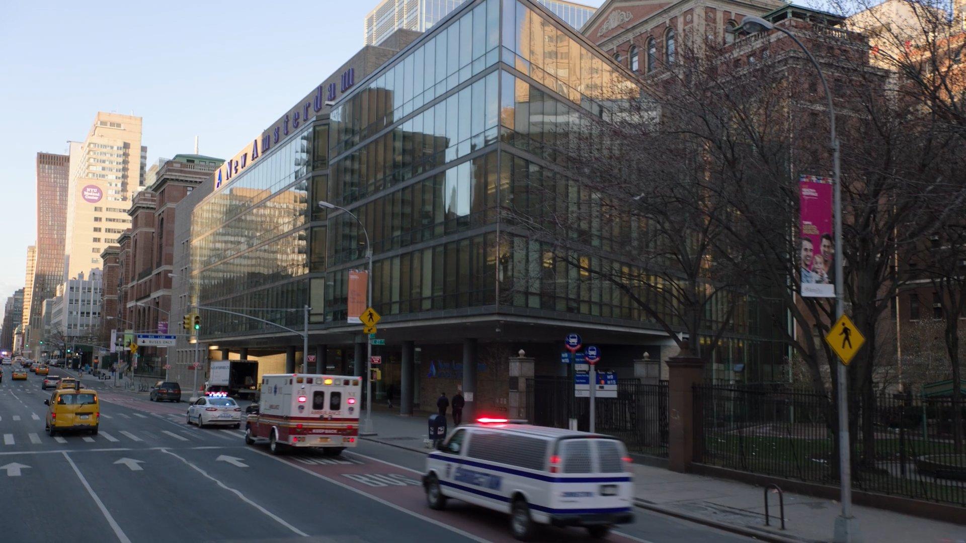 New Amsterdam Medical Center
