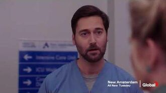 "New Amsterdam 2x16 Promo 2 ""Perspectives"""