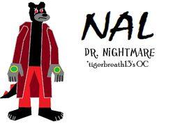 Dr nightmare in nal by thieviusracoonus-d39boi8