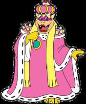Peach Royal Koopa