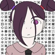 Yomu-san (Fusion between Maki and Oumod)