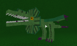 Vicious Speartail Wyvern F