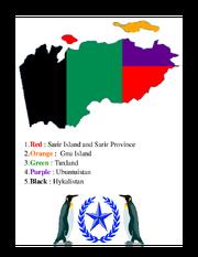 Political divisions of Jabir Empire