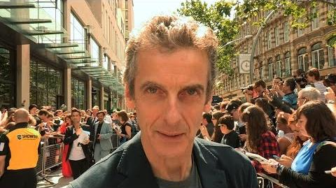 World tour launch event in Cardiff - Doctor Who Series 8 2014 - BBC One-0