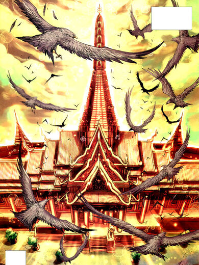 金剛山-泰式皇朝寺院