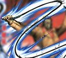 淬毒金蛇鞭
