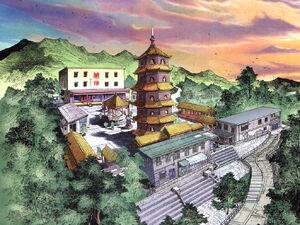 沙田萬佛寺