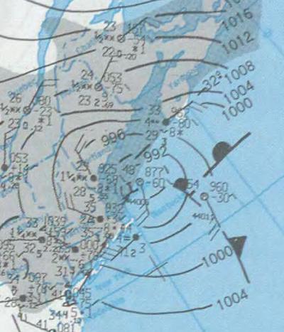 January 30 1990 surface