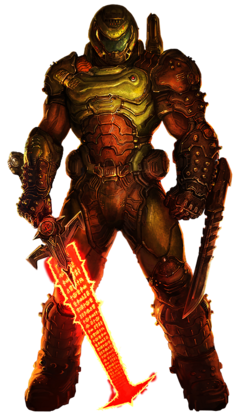 Doom Slayer SSBI