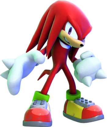Knuckles X-Treme