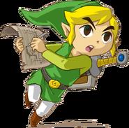 Link (Phamtom Hourglass)