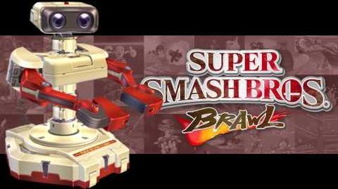 Gyromite - Super Smash Bros