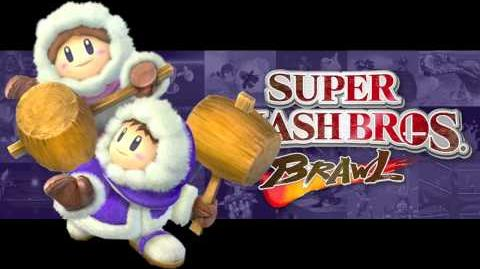 Ice Climber - Super Smash Bros