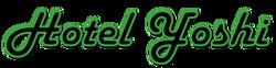 Hotel Yoshi Logo
