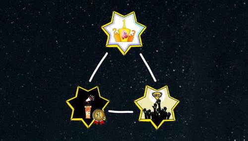 Estrellas feriadas