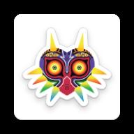 Majora Gauntlet - Logo cuadrado