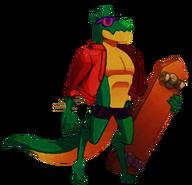 Zackasaurus