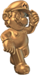 Golden Metal Mario