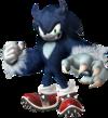 Sonic (Werehog) SSSBX