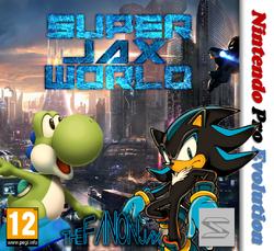Super Jax World Carátula By Silver