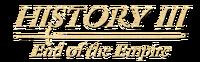 HISTORY III Logo