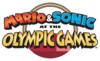 Mario & Sonic at the Olympic Games 2020 Logo