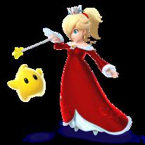 Princesa Rosalina de Fuego