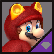 IN Nega Mario Icon