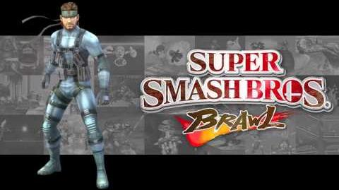 Encounter - Super Smash Bros