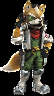 Fox - StarFox Zero