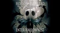 Hollow Knight OST - Enter Hallownest -8D Audio-