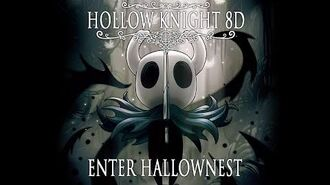 Hollow Knight OST - Enter Hallownest -8D Audio-