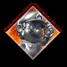 SSBM - Metal Mario