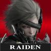 SSB Beyond - Raiden